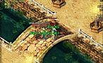 传奇小地图快速修炼战士攻杀剑术
