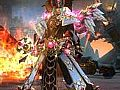 传奇盛世吧,那个时候看烈焰魔衣男就是矛